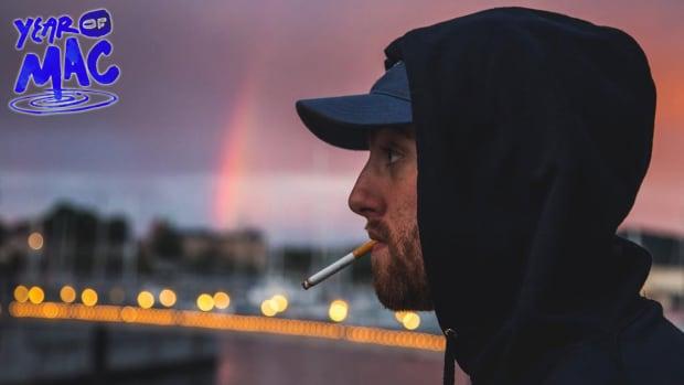 Mac Miller, 2017