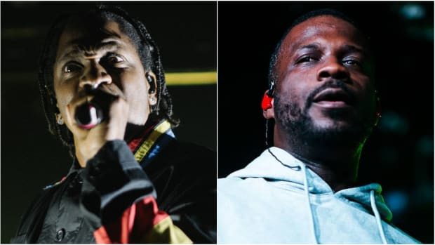 Pusha-T Cosigns Jay Rock's 'Redemption'