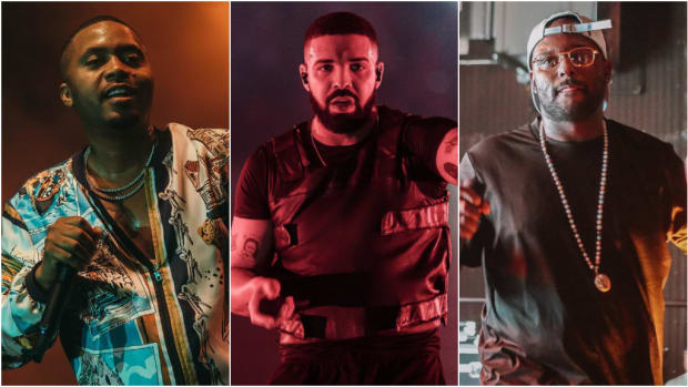 Nas, Drake, ScHoolboy Q, 2019