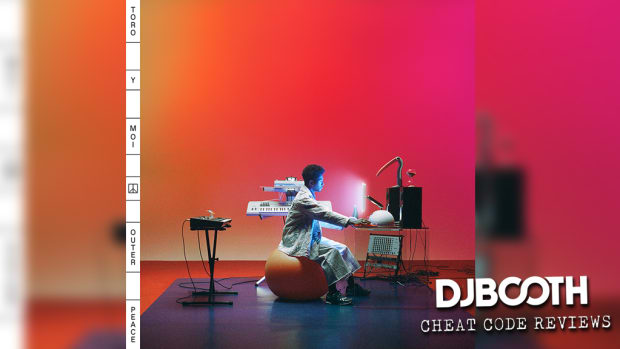 Toro y Moi 'Outer Peace' Cheat Code Review