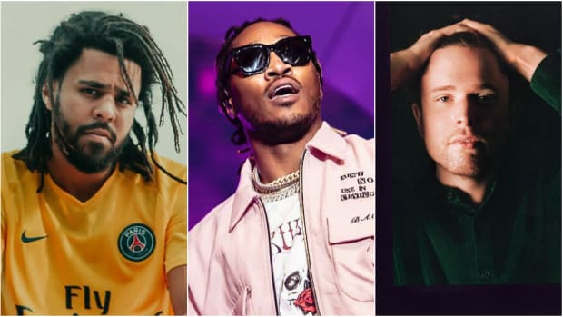 J. Cole, Future, James Blake, 2019