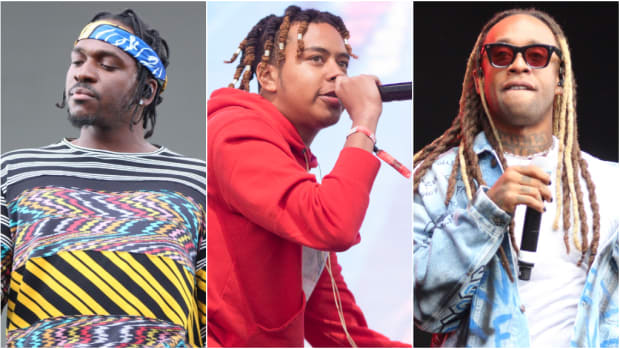 Pusha-T, YBN Cordae, Ty Dolla Sign, 2019