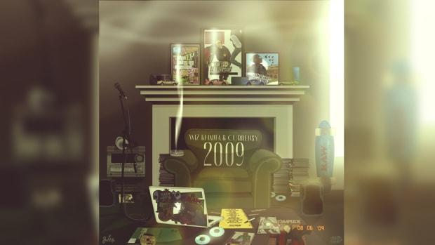 Wiz Khalifa, Curren$y, 2009, album review, album artwork