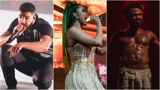 Drake, Cardi B, Donald Glover, Grammys, 2019