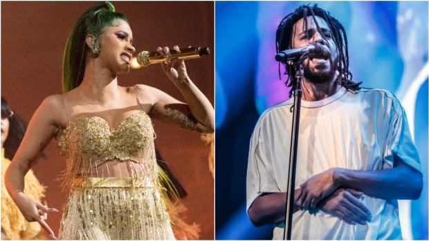 Cardi B, J. Cole, Grammys 2019