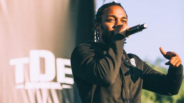 Kendrick Lamar by Andrés Tardio, 2019