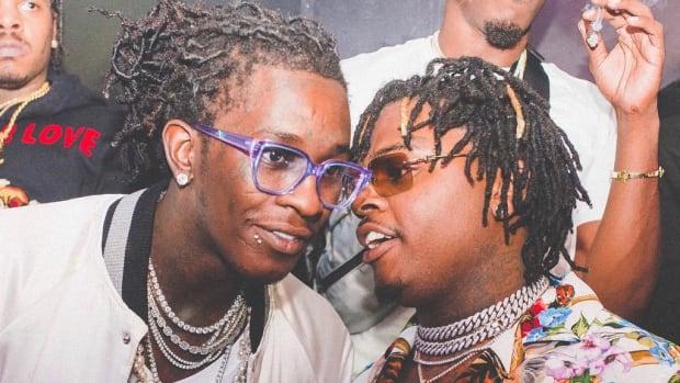 Young Thug and Gunna, 2019