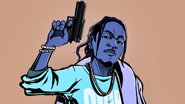 Pusha-T art, 2019
