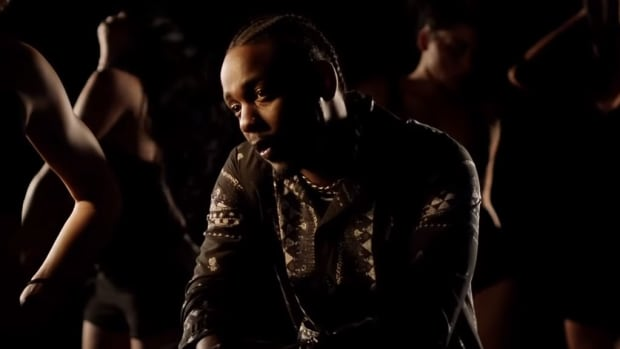 Kendrick Lamar, Love video