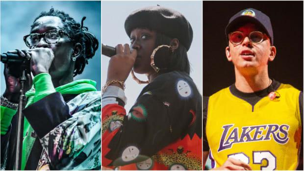 Young Thug, Tierra Whack, Logic, 2019