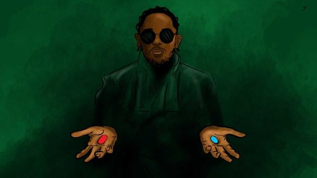 How Kendrick Lamar Escaped The Matrix