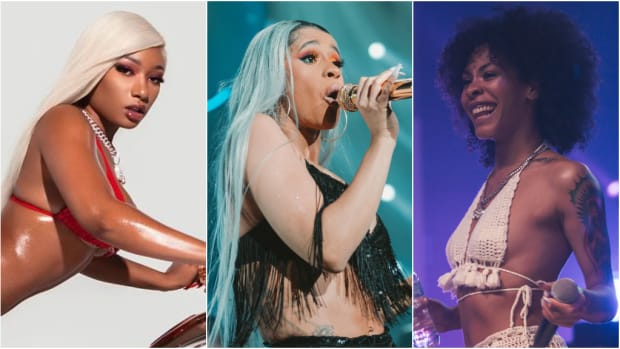 The New Women of Rap Are Embracing Sex & Paying Homage in the Process, Megan Thee Stallion, Cardi B, Rico Nasty