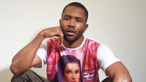 Frank Ocean for GAYLETTER, photo by COLLIER SCHORR