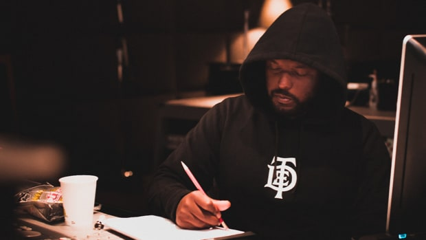 ScHoolBoy Q Clocks Into Work on 'CrasH Talk'
