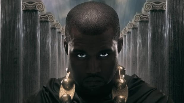 Kanye West Power video