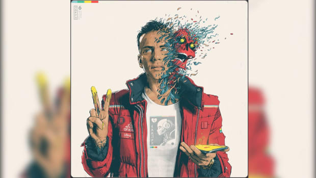 Logic Confessions of a Dangerous Mind album review, cover