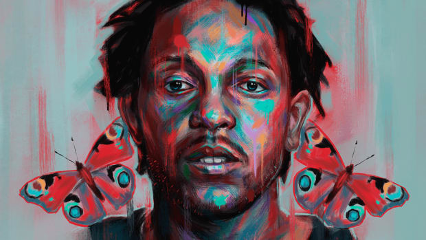 Kendrick Lamar artwork, 2020