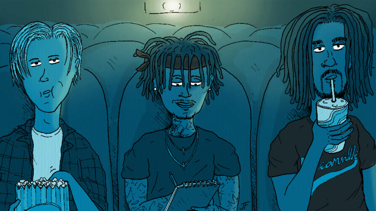J.I.D Wants to Take You to the Movies