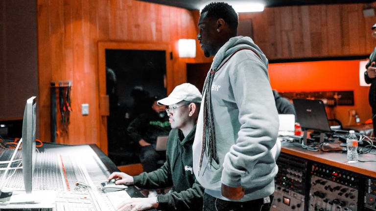 "David ""Yungin"" Kim Reflects on His Journey to Becoming a Multi-Platinum, GRAMMY-winning Engineer"