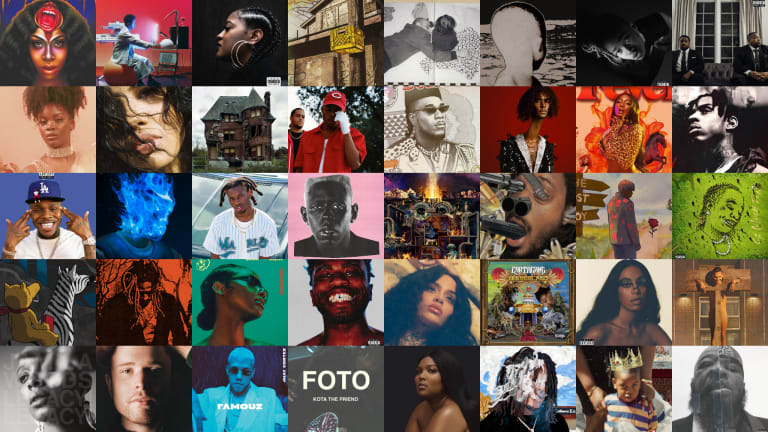 Christmas Albums Coming Out In 2019.40 Best Hip Hop And R B Albums Of 2019 So Far Ranked