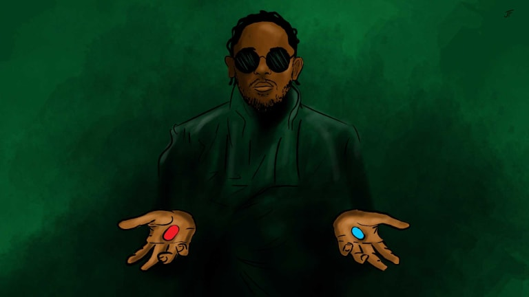 How Kendrick Lamar Escaped The Matrix