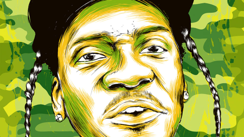 """Pusha T: The Lost Interview (2008) — """"I Got 10 Joints From Kanye the Other Day"""""""