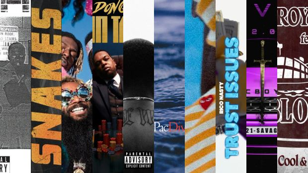 Best New Hip-Hop Songs March 23, 2018