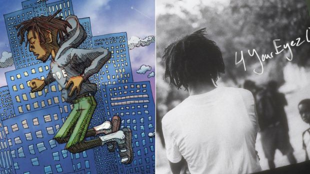 Isaiah Rashad 'The Sun's Tirade' J Cole '4 Your Eyez Only'