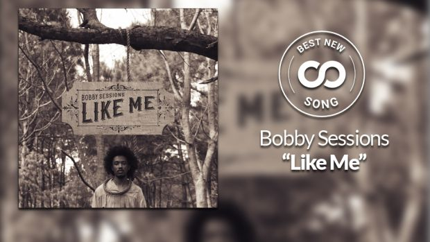 """Bobby Sessions """"Like Me"""" Best New Song"""