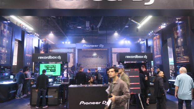 NAMM 2018 PioneerBooth