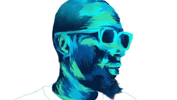 Mos Def, illustration, art
