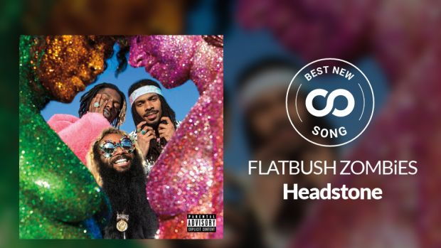 Flatbush Zombies, Best New Song, Headstone