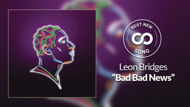 Leon Bridges Bad Bad News