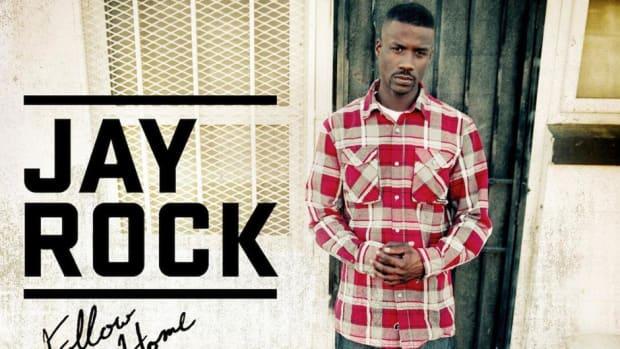 Jay Rock Follow Me Home Album Review