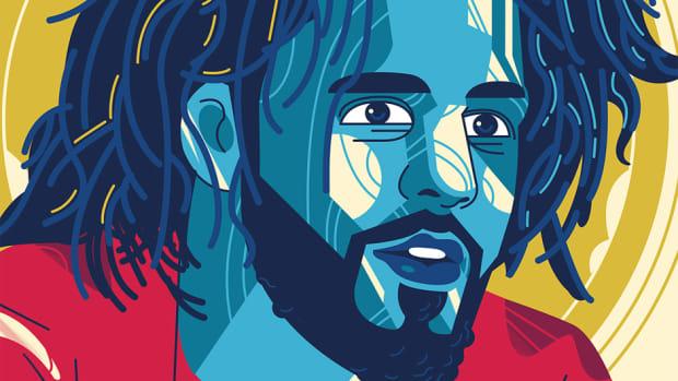 J. Cole artwork