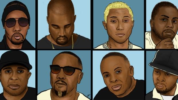 GOAT Hip-Hop Producers