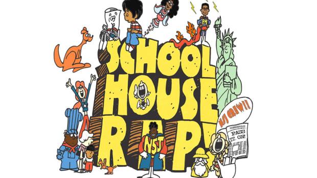 School House Rap artwork, 2012