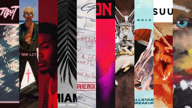 new hip-hop R&B songs february 2018