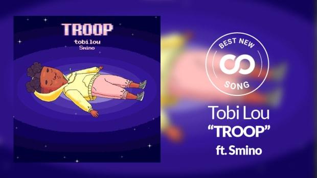 Tobi Lou Troop Best New Song Hip-Hop 2018