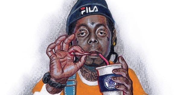 Courtrooms and labels aren't the only shackles hindering Lil Wayne's growth in 2018.