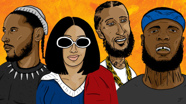 25 Best Hip-Hop and R&B Albums of 2018 (So Far), Ranked - DJBooth