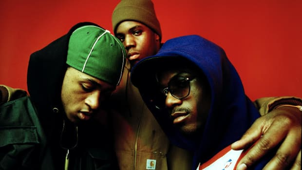 25 Years Later: Black Moon Reflects on 'Enta da Stage'