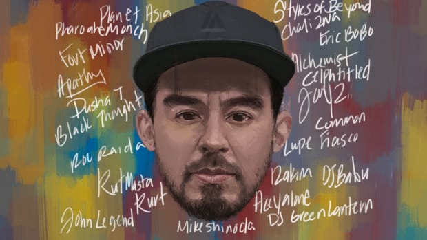 How Mike Shinoda Inspired a Generation of Hip-Hop Fans - DJBooth