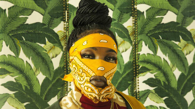 Leikeli47 is Truth, Strength, and Love Personified