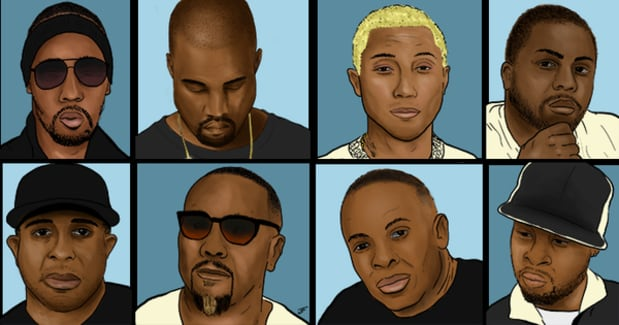 8 Best Hip-Hop Producers of All Time - DJBooth