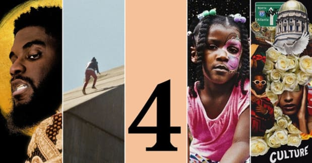 10 Best 3-Song Hip-Hop & R&B Album Sequences of 2017, Ranked - DJBooth