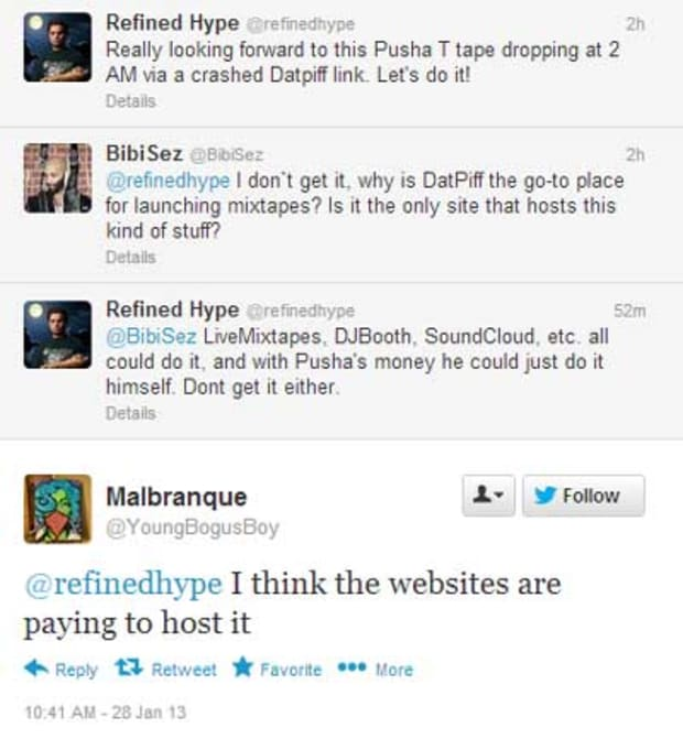 Yes, Sites Are Paying to Host Mixtapes Now  Here's Why