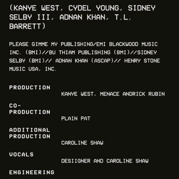 Top Five Kanye West G o o d Music Album Download - Circus