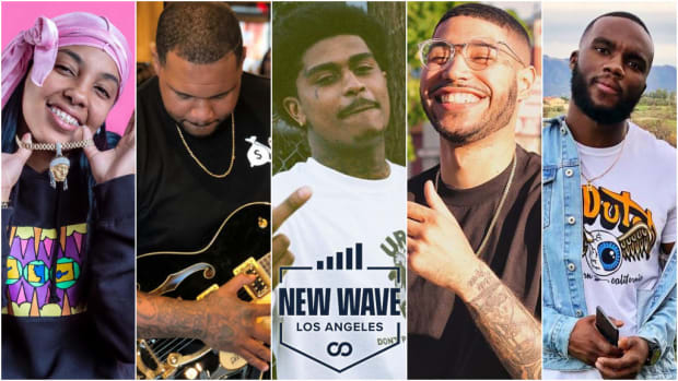 5 Rising LA Hip-Hop Artists Who Caught Our Attention: The New Wave