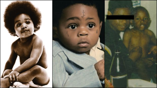 What's Up With All Those Baby Photos on Rap Album Covers?